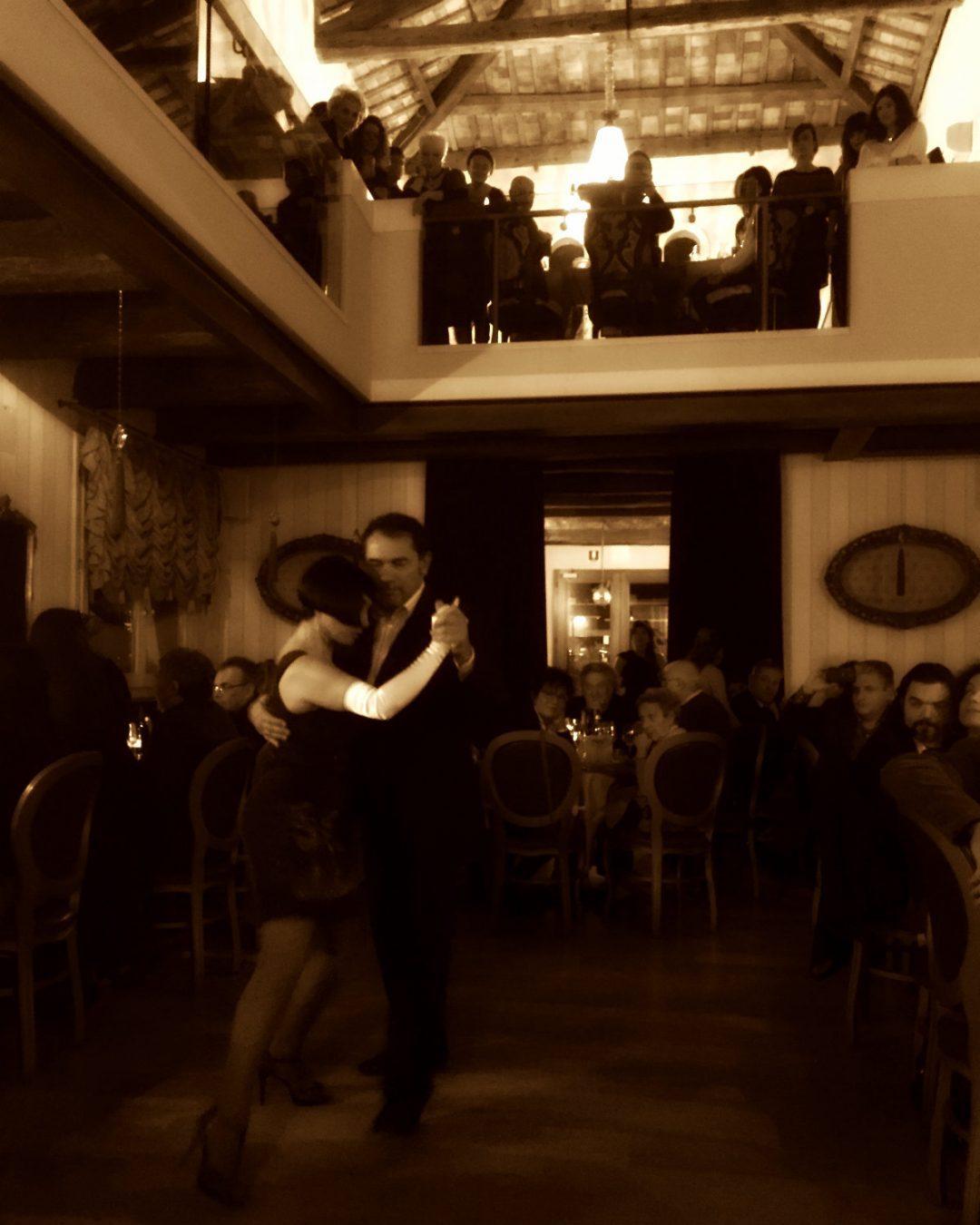 Tango argentino ravenna