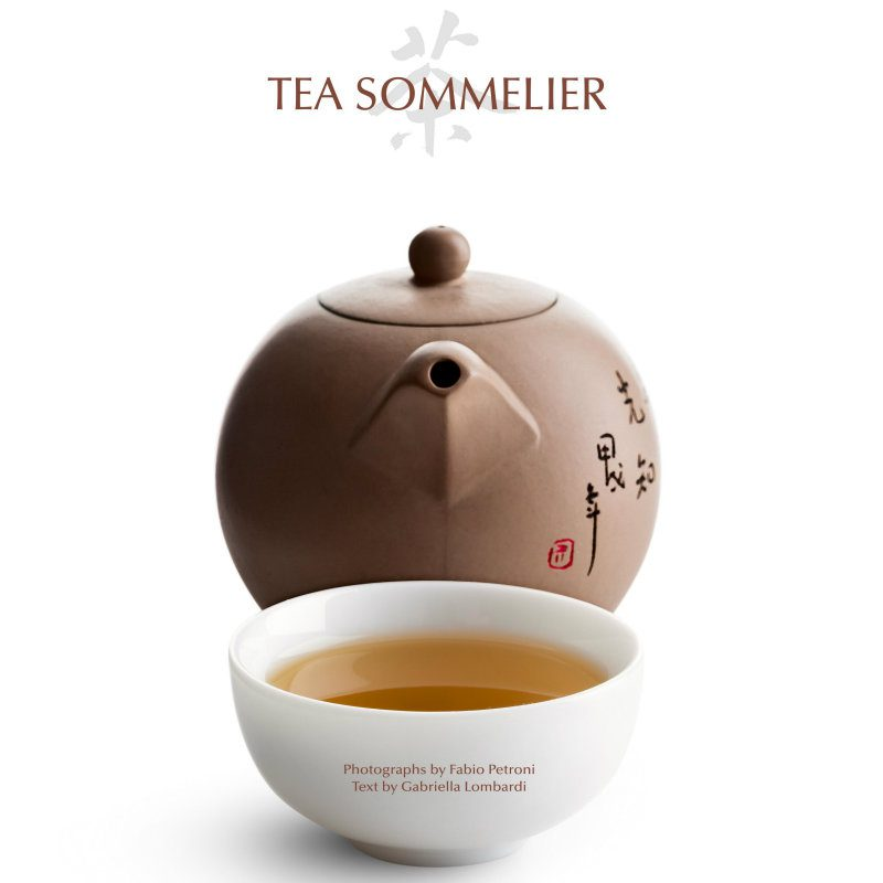 tea_sommelier book