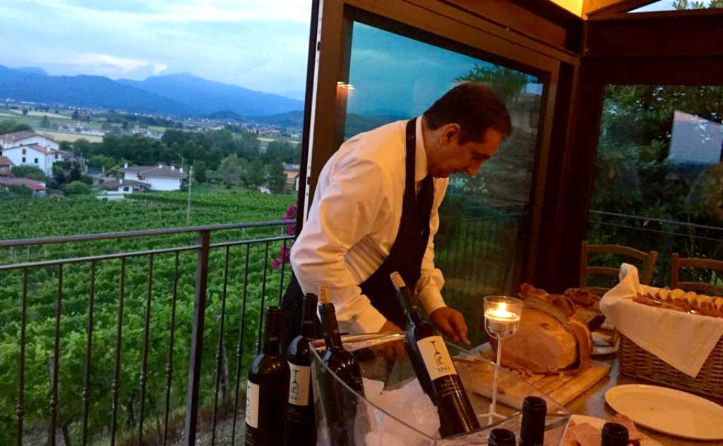 Emozioni tra i vigneti del Friuli