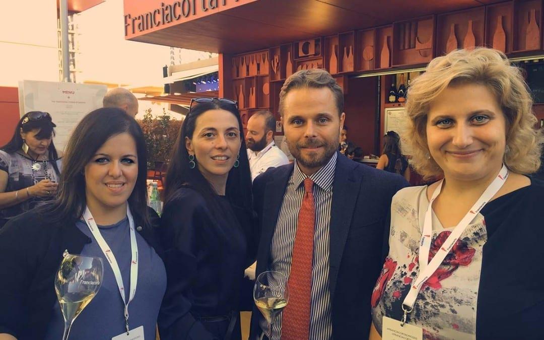 Biondelli presenta all'Expo il Franciacorta bio Prémiere Dame