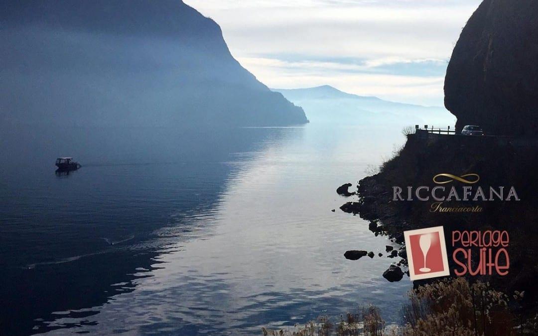 La Riccafana e il bio-franciacorta di Riccardo Fratus