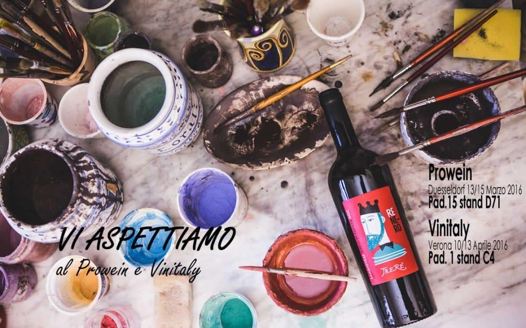 Dal nuovo sito alle etichette d'artista, la nuova immagine della famiglia TreRè