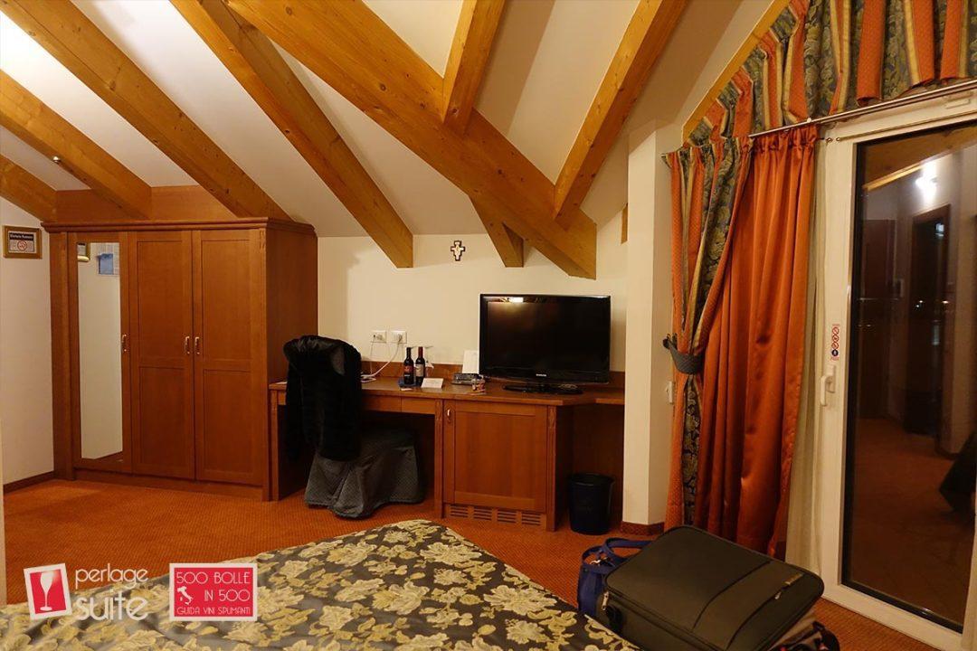 hotel sartori lavi trento camera superiore