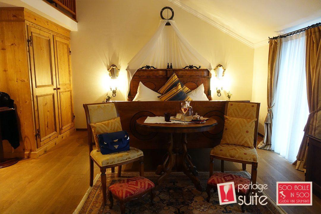 schlooss hotel korb suite