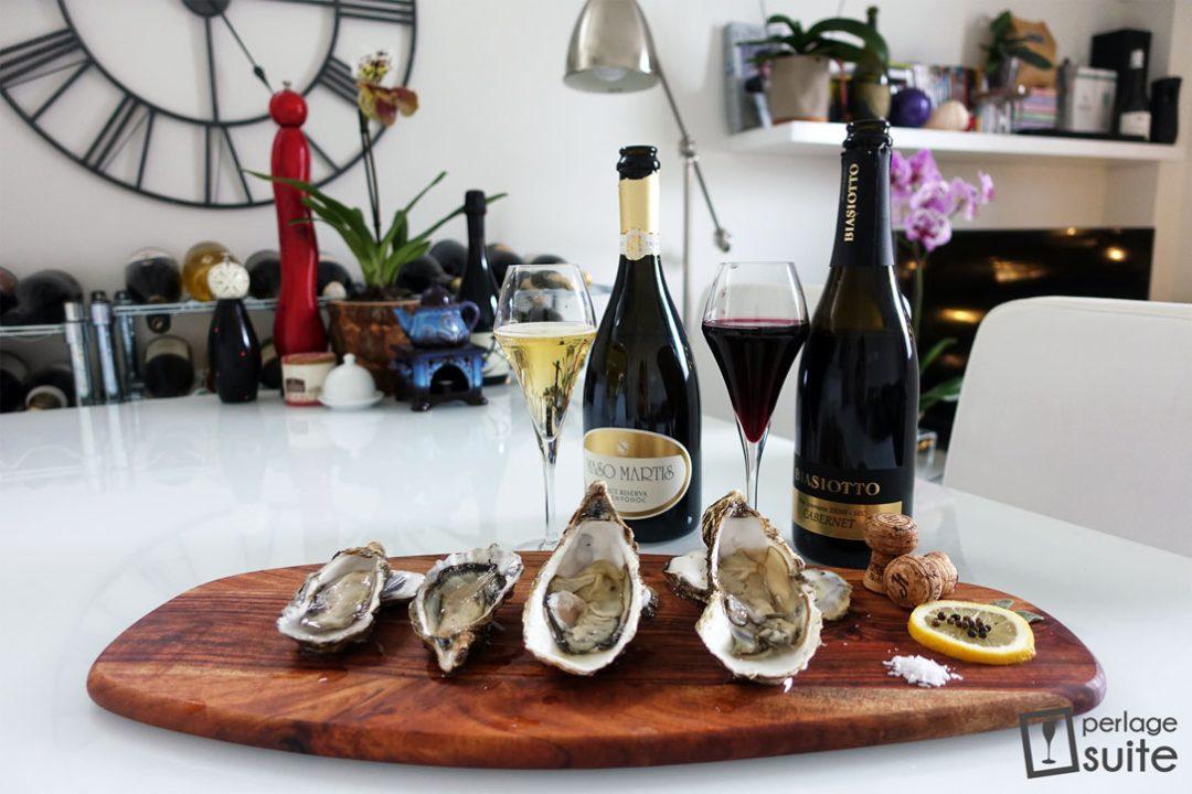 ostriche abbinamento vino