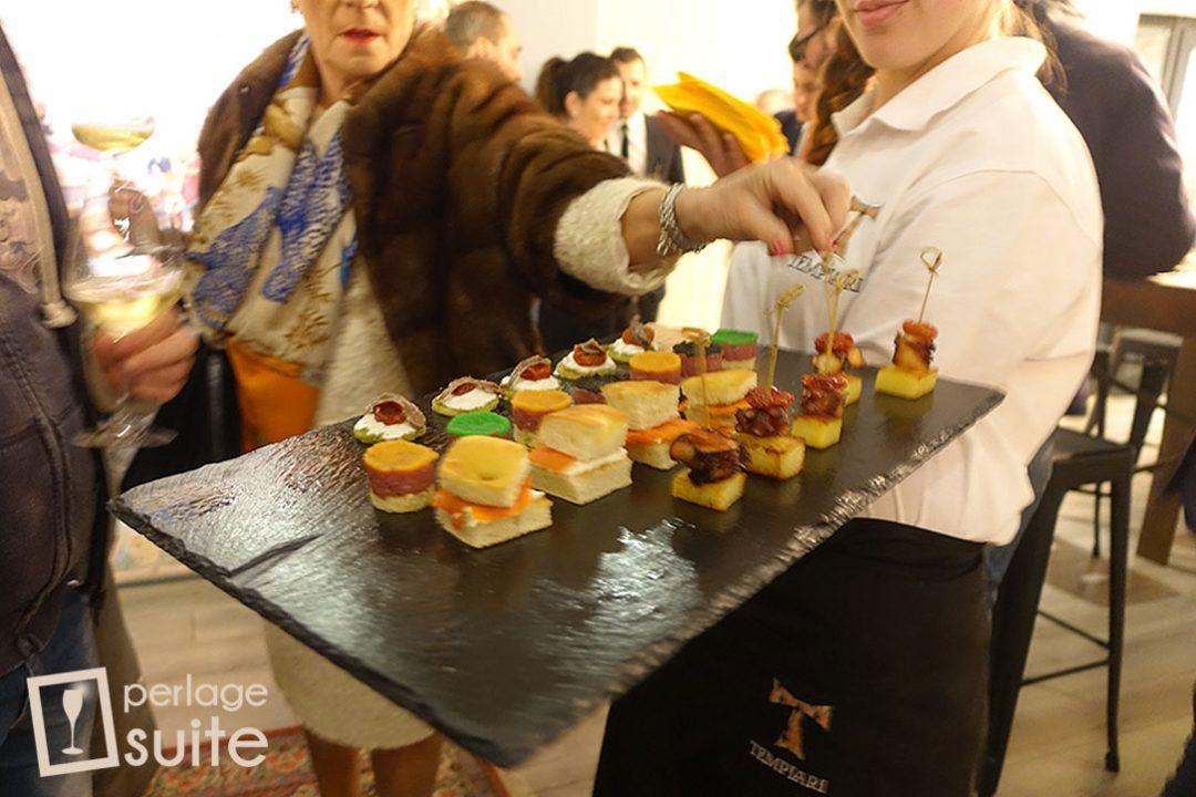 champagne lanson ristorante templari brescia
