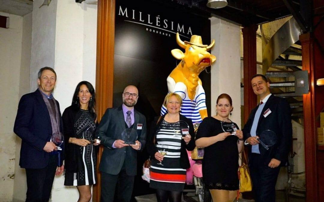 Millesima Blog Awards 2017: un'esperienza straordinaria per noi vincitori!