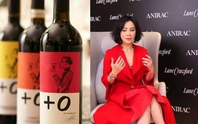 Wine Marketing: Famosa attrice cinese firma il vino italiano di Tenuta Pianirossi – scelta vincente oppure no?