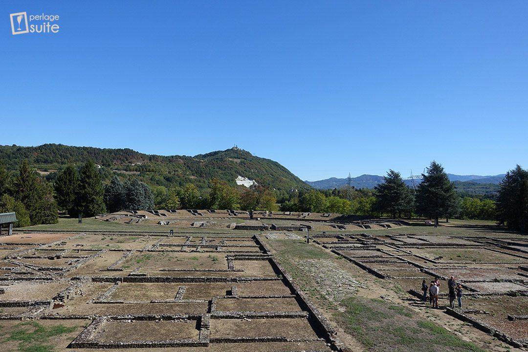 #thinkserravalle area archeologica libarna