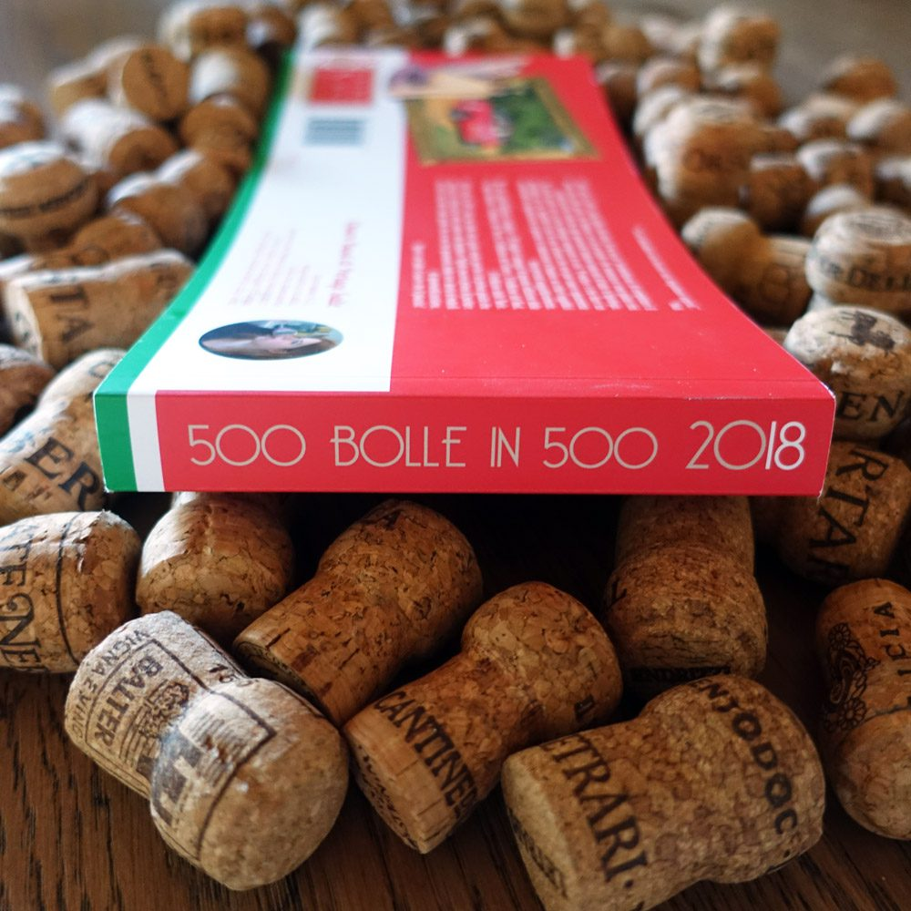 500 bolle in 500 guida vini spumanti