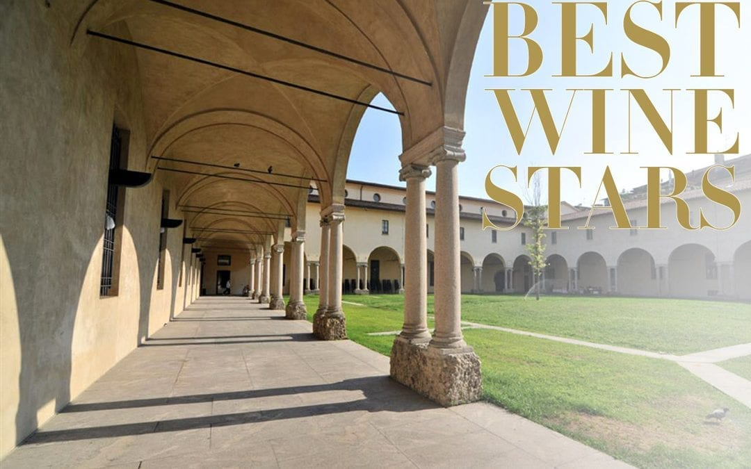Best Wine Stars 2018: Perlage Suite è Media Partner dell'evento!