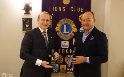 Olio e Salute: Dott. Palazzoli con Lions Valtrompia | Ristorante Carlo Magno