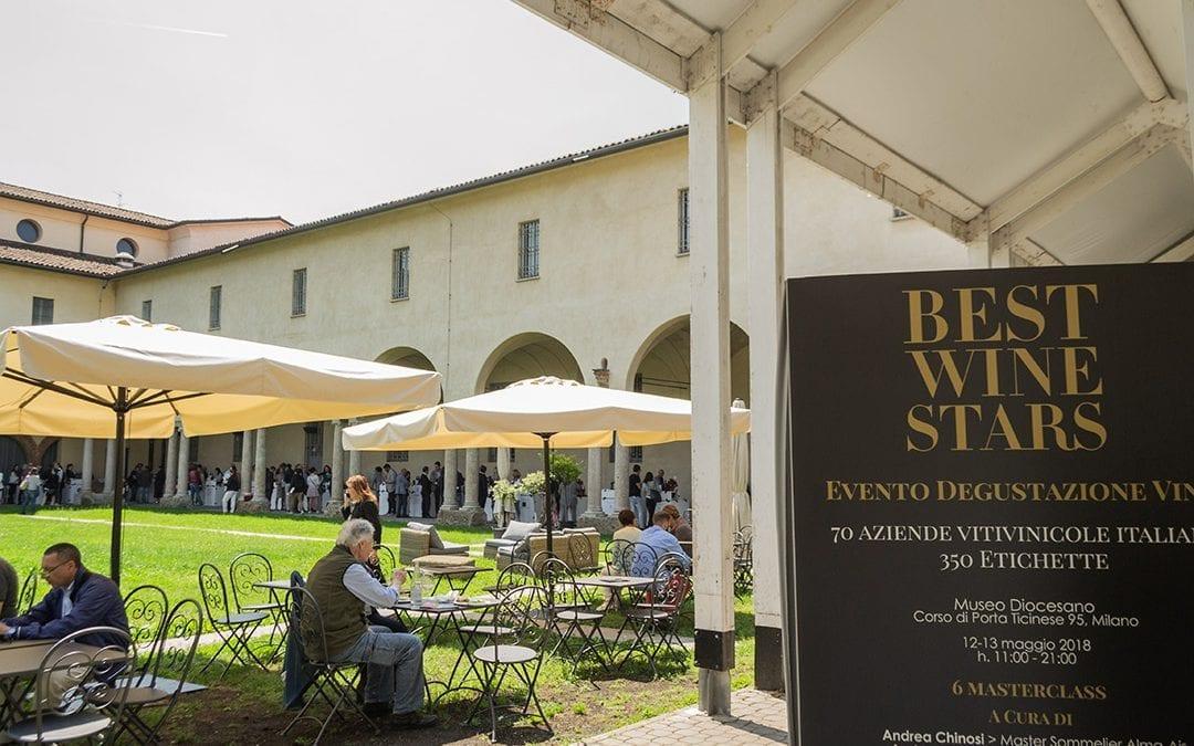 Fotostoria di una giornata a Milano, tra Orticola e il Best Wine Stars 2018 🌺🍷