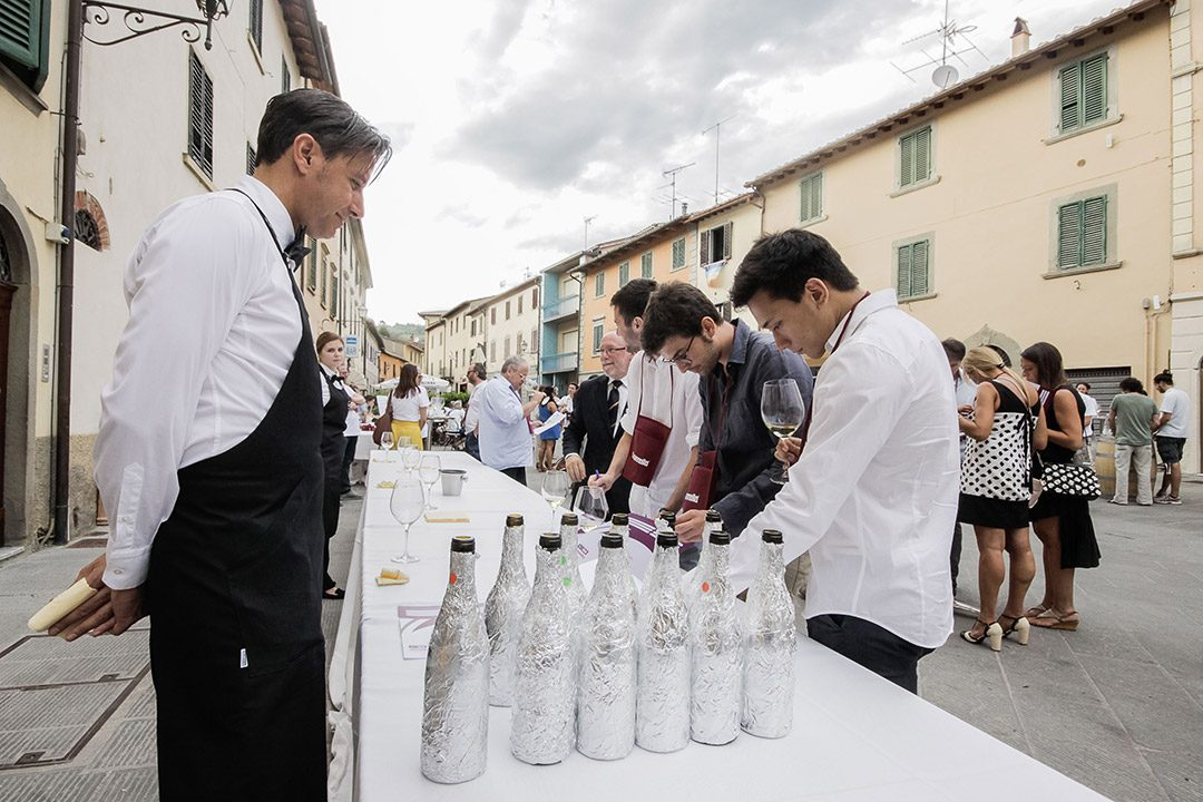 wine contest capannelle