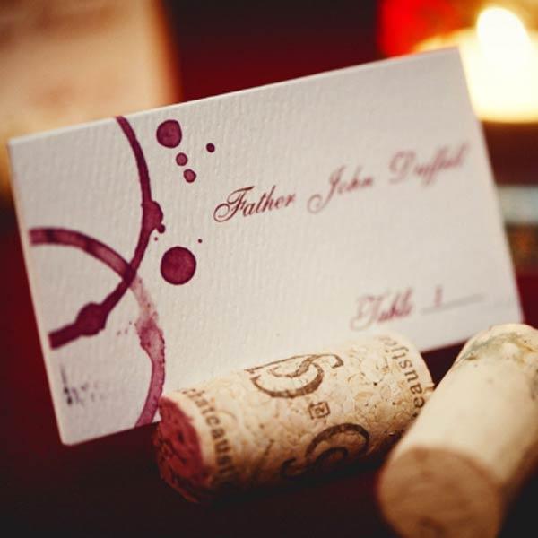 Segnaposto Matrimonio Vino.Wine Wedding 10 Idee Per Il Tuo Matrimonio A Tema Vino Perlage