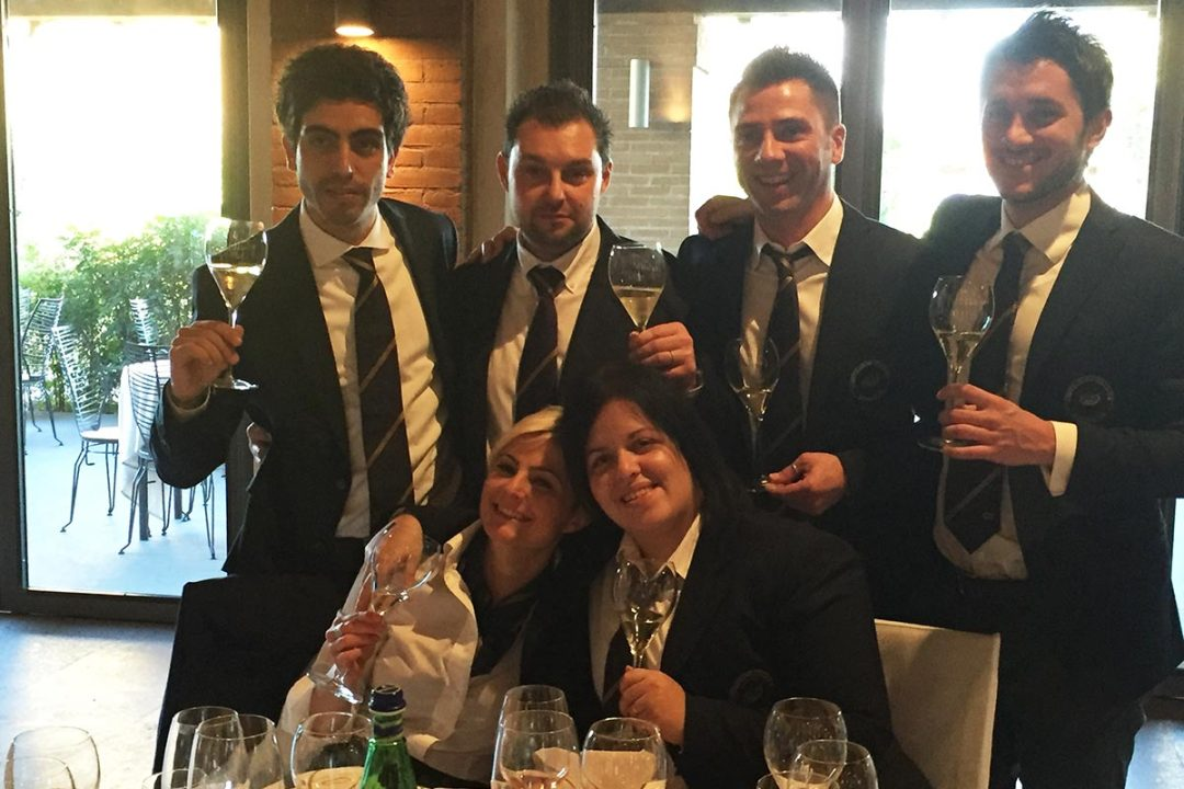 consegna diploma sommelier ais