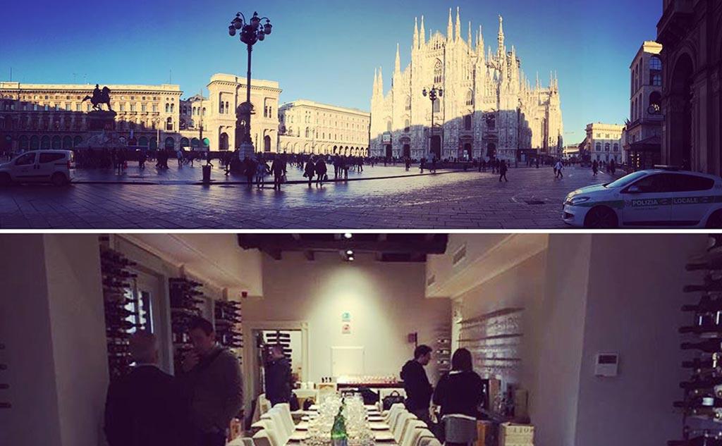 La Contessa Alessia Berlusconi sposa la Riccafana di Riccardo Fratus a Milano