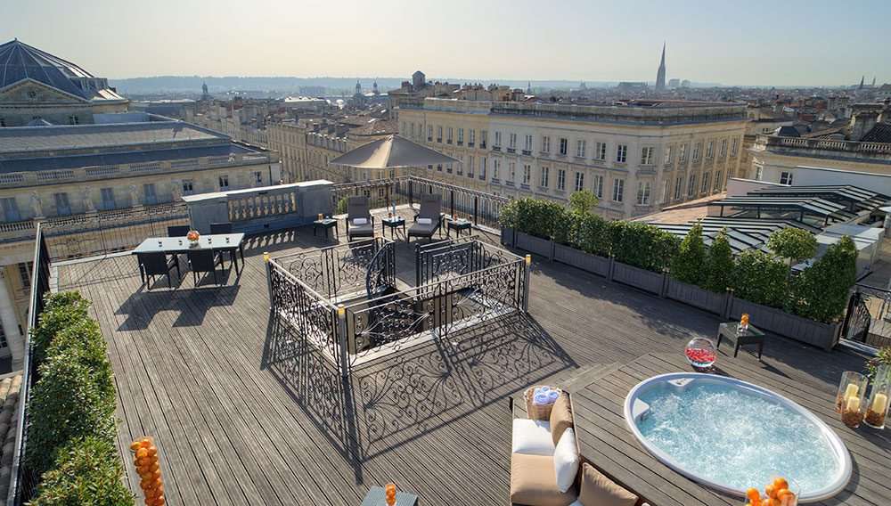 InterContinental Le Grand Hotel Bordeaux: conosci il tempio di Gordon Ramsay?