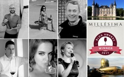 Millesima Blog Awards 2017: ma cosa ci faranno 3 americani, 2 ungheresi e un'italiana a Bordeaux?