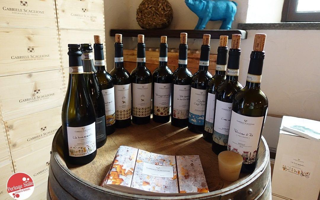 Gabriele Scaglione: una persona e una collezione di vini piemontesi straordinari
