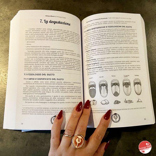 libro sommelier manuale illustrato chiara bassi
