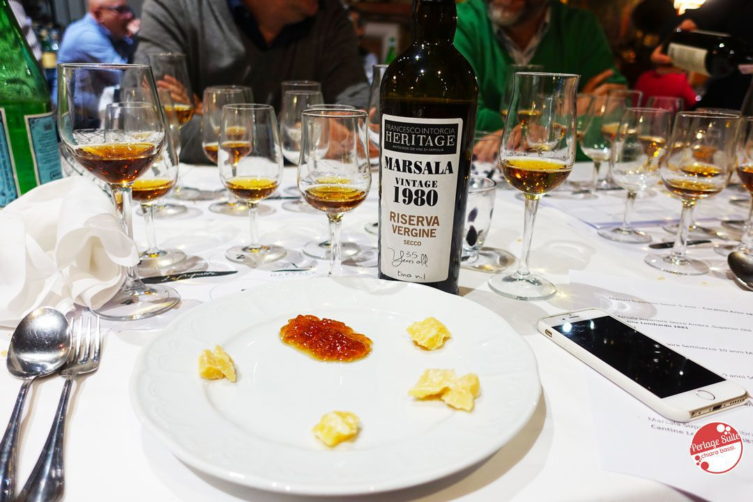 marsala vino parmigiano reggiano