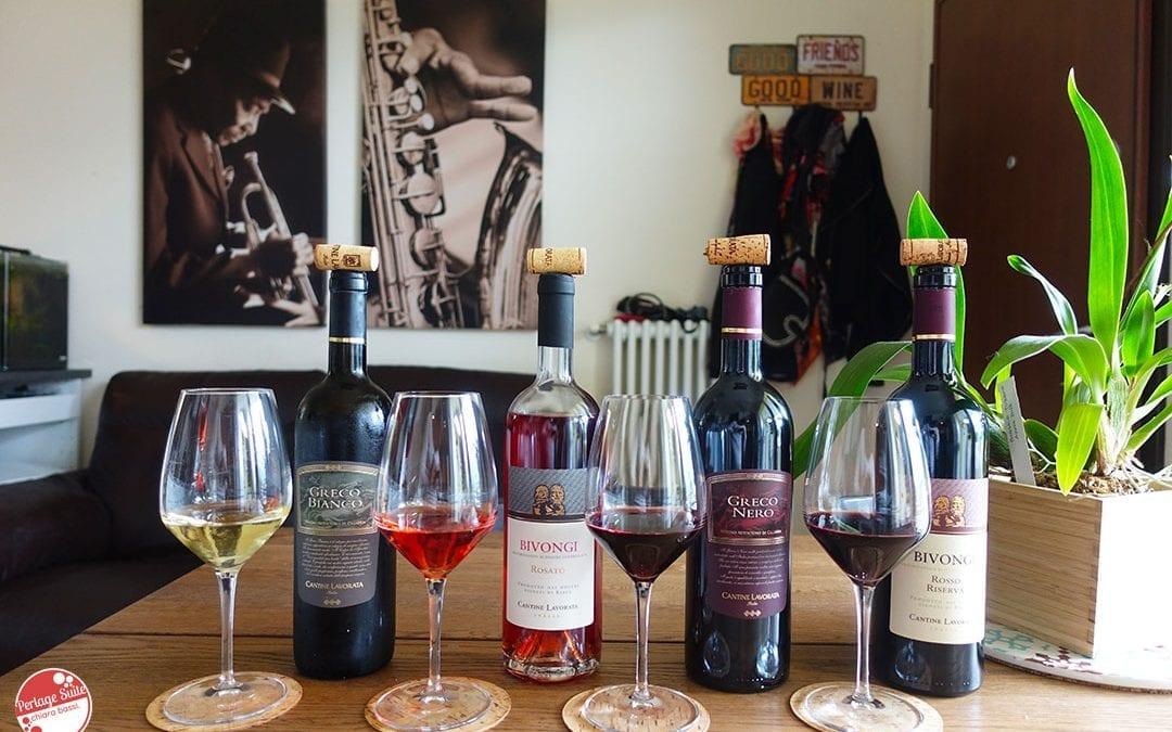 Vini calabresi: appunti per sommelier e degustazione Cantine Lavorata