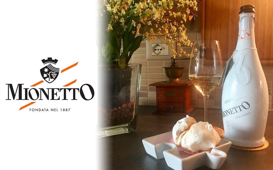 Sergio Mionetto White Edition: provalo con le meringhe alla panna! [Ricetta]