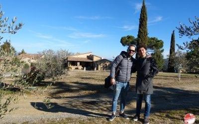 Brunello di Montalcino: visiti con me la tenuta di Carpineto?