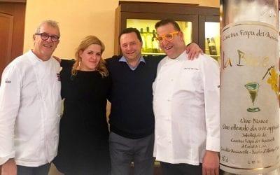 Stelle & Calici: vini liguri e prodotti locali con lo Chef Igles Corelli