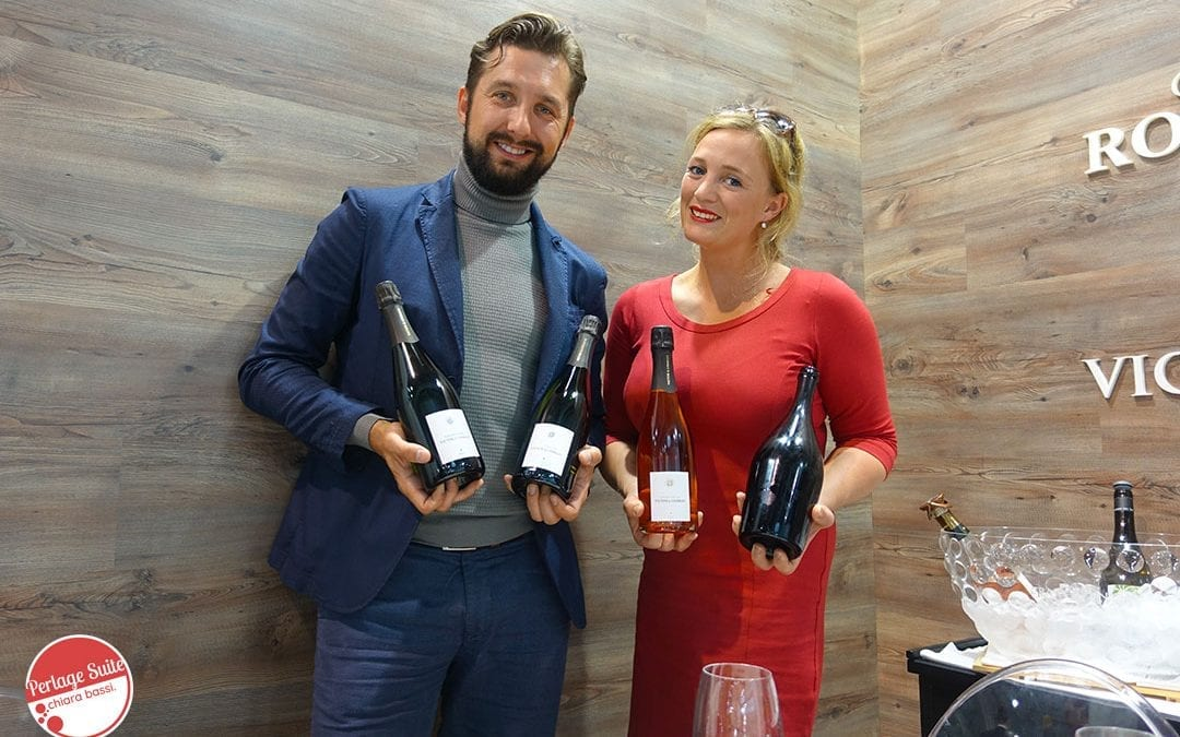 Victor and Charles: Champagne eleganti in anteprima a Vinitaly 2018
