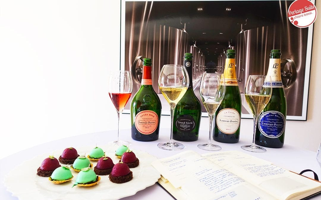 Champagne Laurent-Perrier: Reportage di un amore