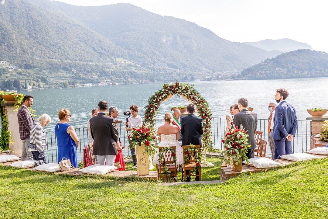 Upstream Insel Hochzeit