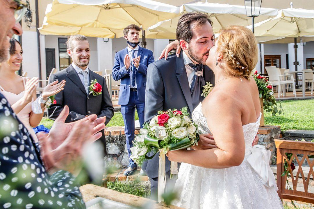 Hochzeit in Monte Isola Castello Oldofredi