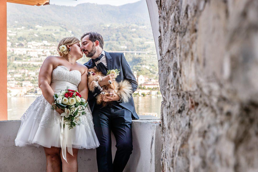 蒙特伊索拉城堡婚礼
