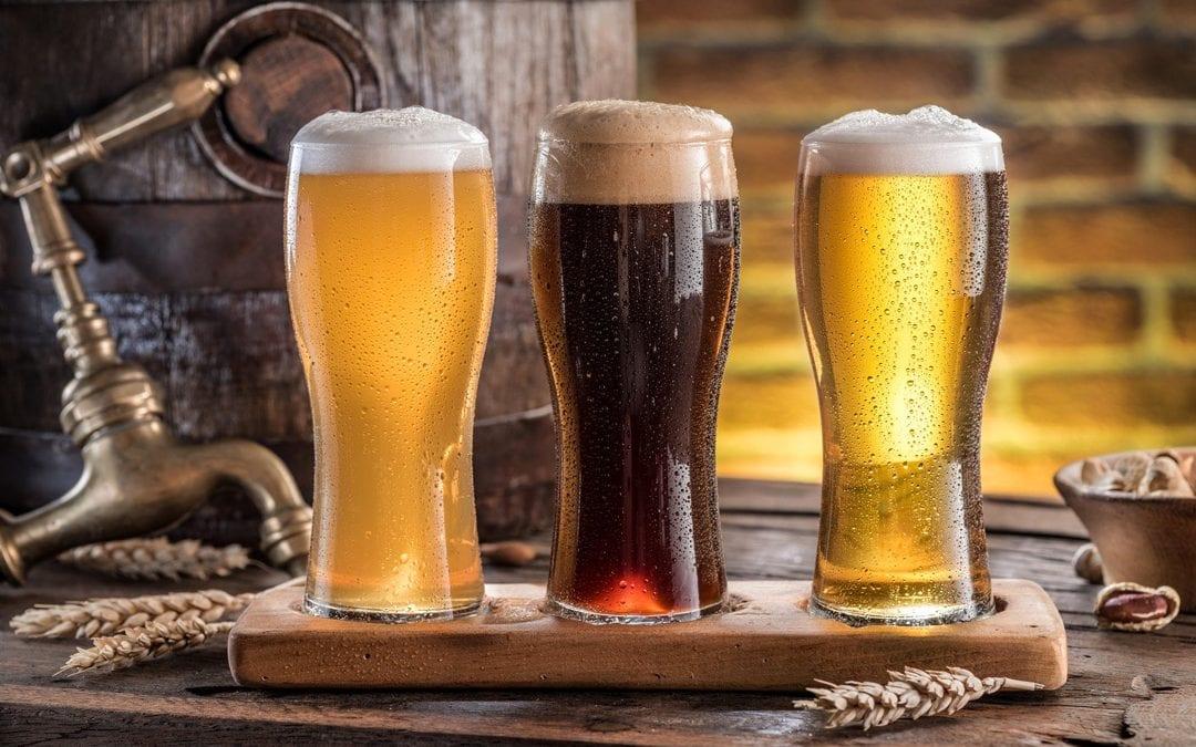 Bier- en brouwstijlen: bieren van lage gisting