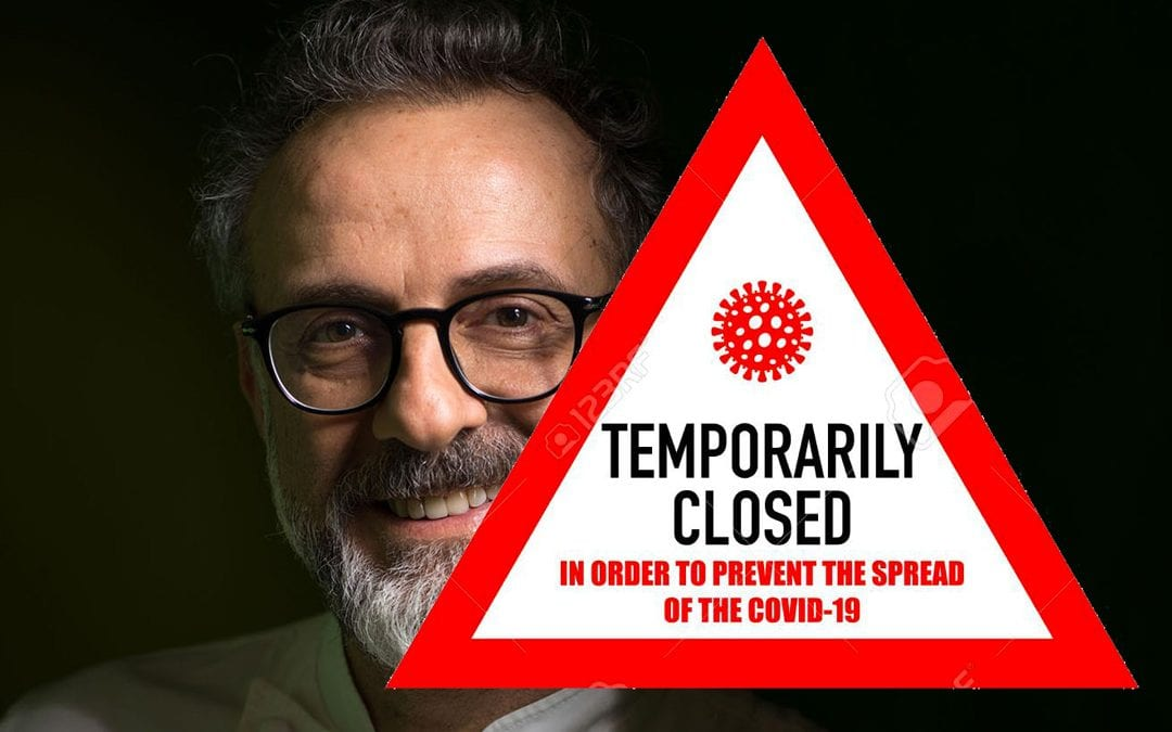 Geschlossene Restaurants: Brief von Massimo Bottura an Conte