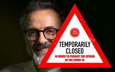 Ristoranti chiusi: lettera di Massimo Bottura a Conte