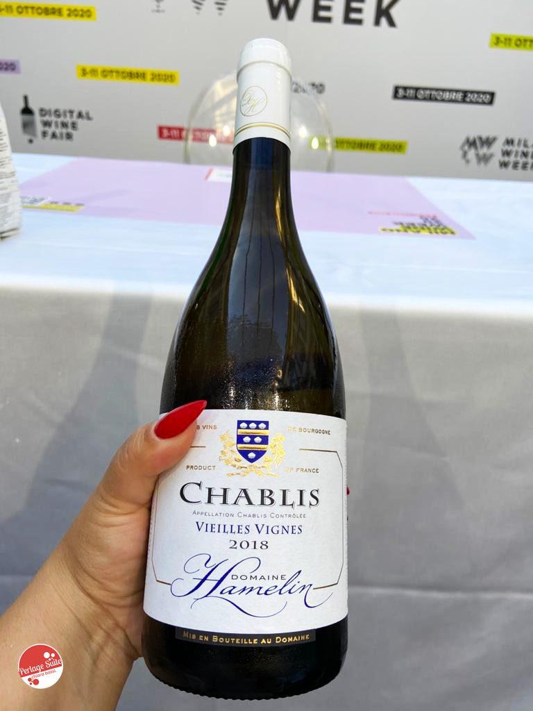 Mailänder Weinwoche Chablis Hameln