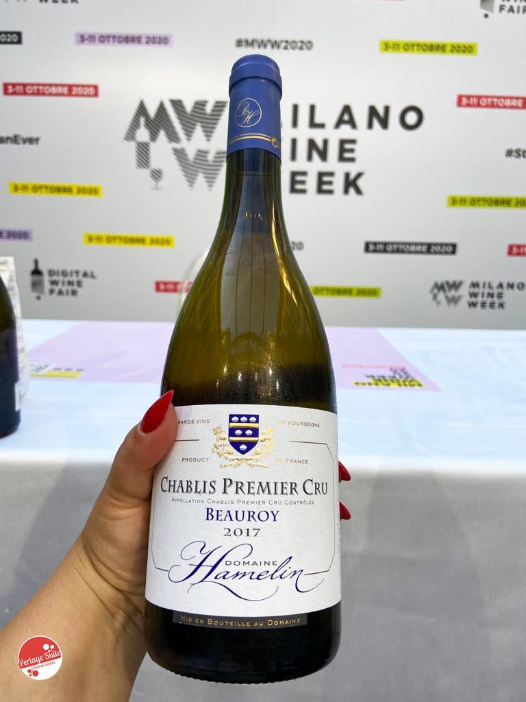 Mailänder Weinwoche 2020 Chablis Premier Cru