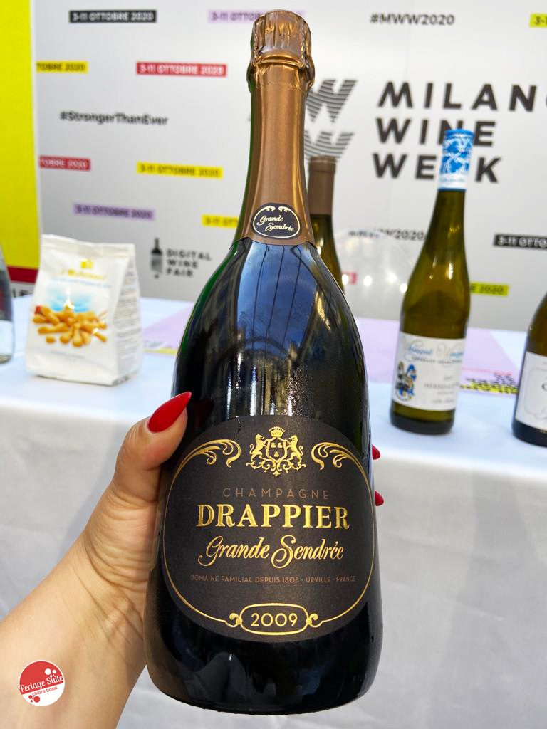milano wine week 2020 champagne drappier