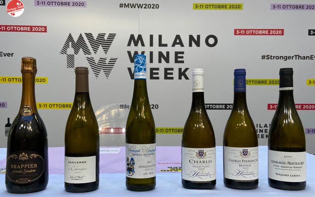 Milano Wine Week 2020: 3 vini di Partesa che vale la pena inserire nella carta del tuo ristorante