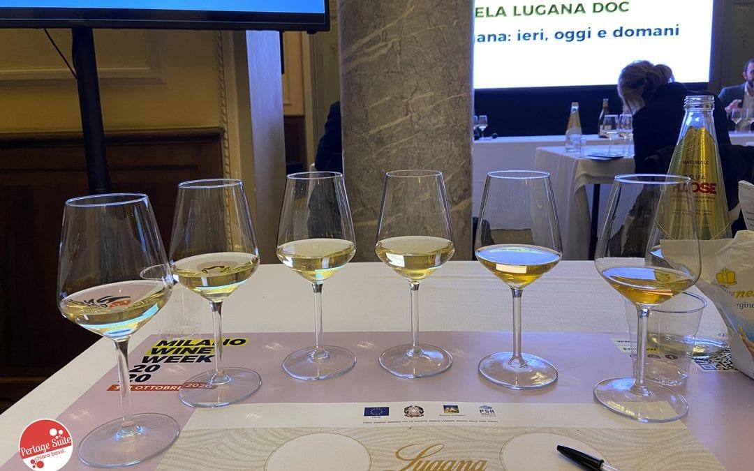 ミラノワインウィーク2020:ルガナマスタークラス