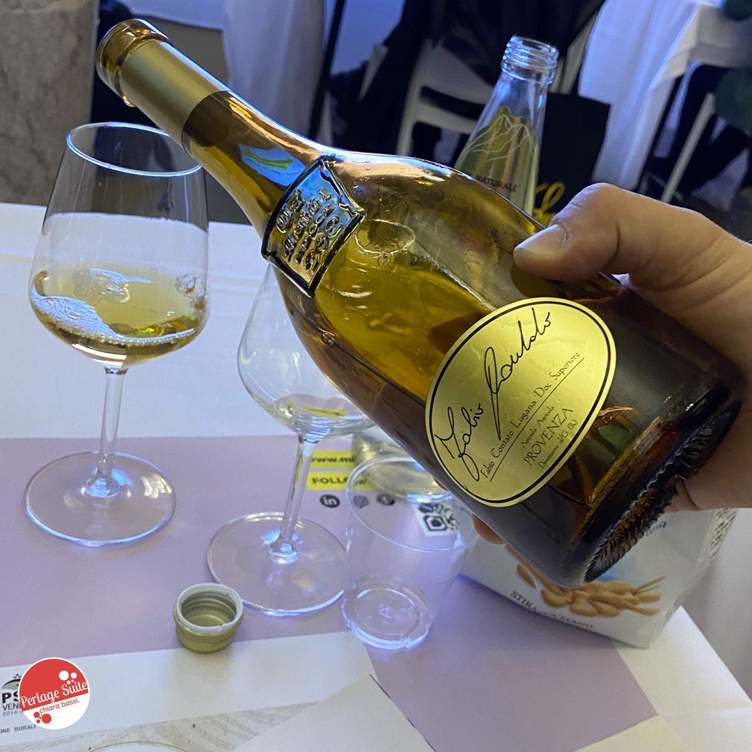 clase magistral de la semana del vino de milán consorzio lugana ca maiol