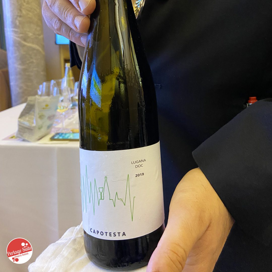 clase magistral de la semana del vino de milán consorzio lugana montonale