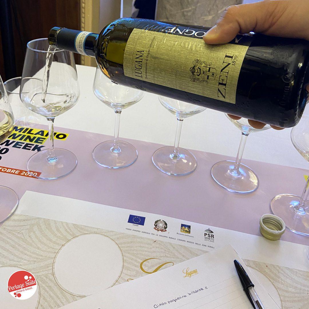 clase magistral de la semana del vino de milán consorzio lugana zeni