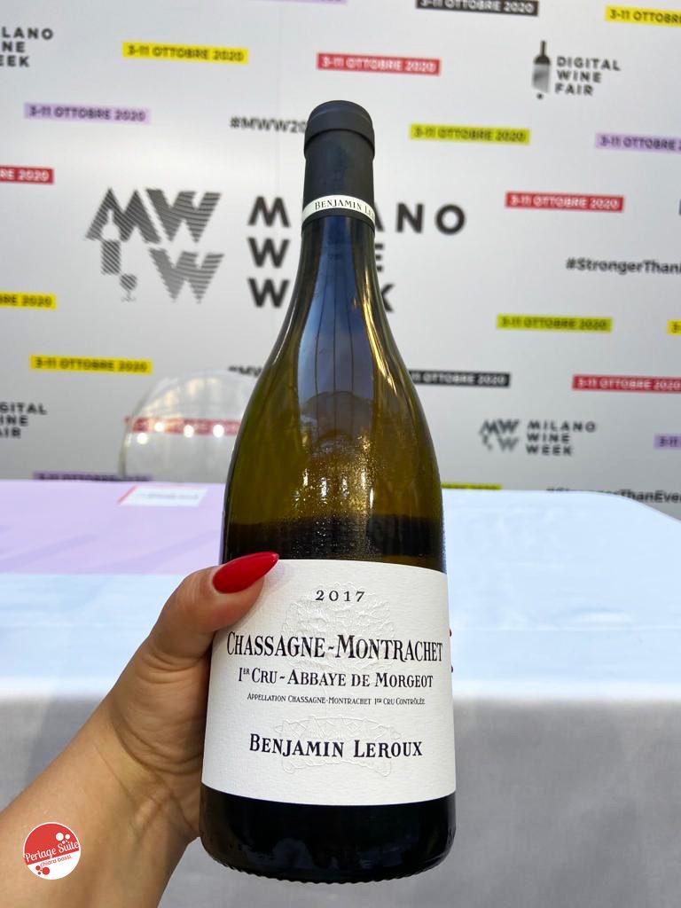 Mailänder Weinwoche Champagner Montrachet Burgunder Weine