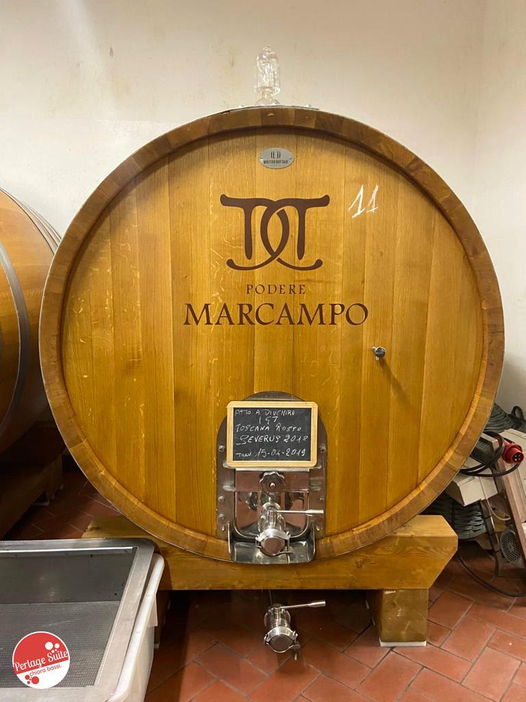 vinhos toscanos podere marcampo