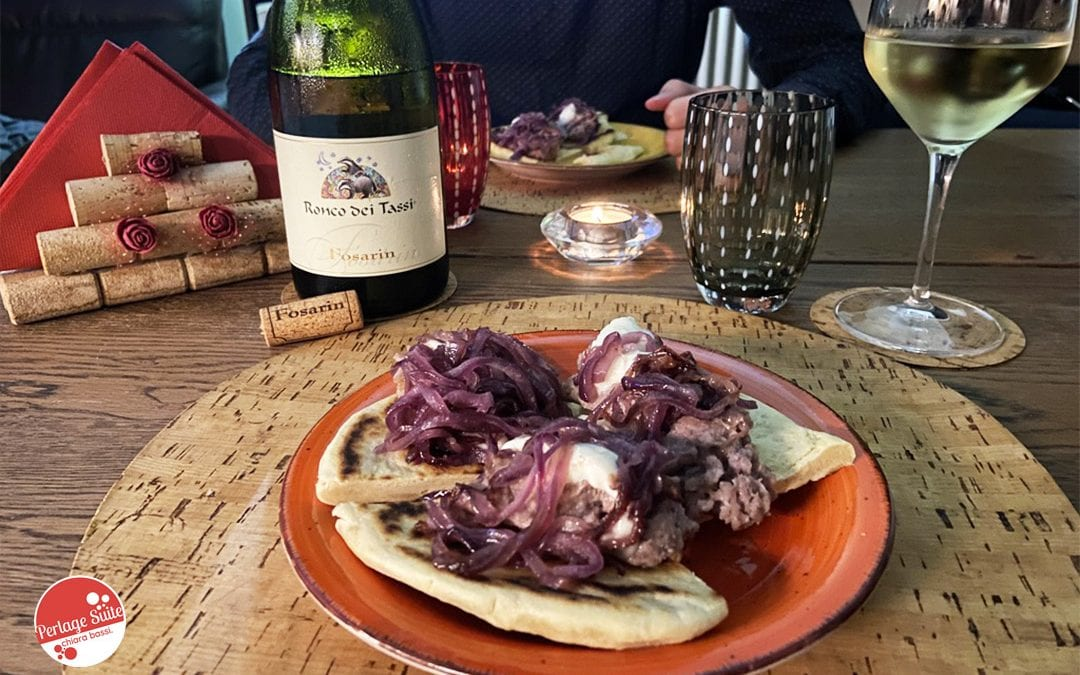 Фозарин: дегустация одного из лучших вин Коллио + подходящий рецепт