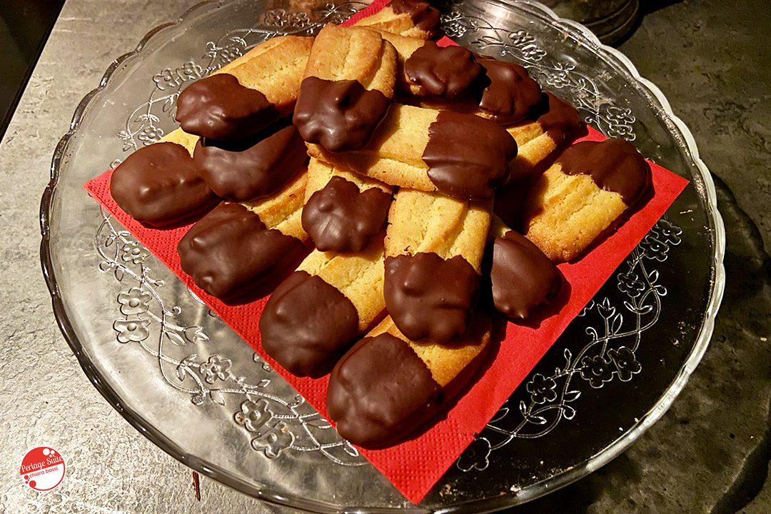 biscotti di frolla montata ricetta